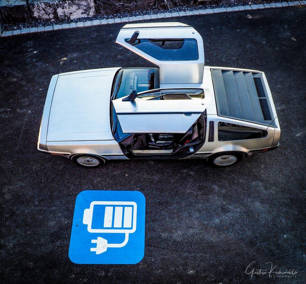 DeLorean Vermietung Bodensee